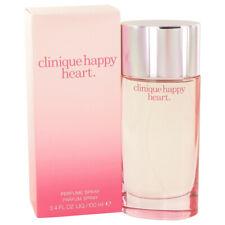 Happy Heart Perfume Clinique Fragrance Eau De Parfum EDP 1.7 oz or 3.4 oz Spray