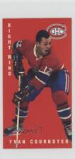 1994-95 Parkhurst Parkies 1964-65 Design Tall Boys 75 Yvan Cournoyer Hockey Card