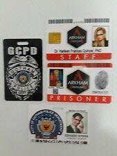 Gotham Batman Novelty ID Badge Police, Harley Quinn, Edward Nygma - Your Choice