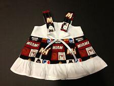 NBA Miami Heat Baby Infant Toddler Girls Dress * YOU PICK SIZE *