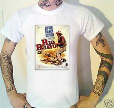 Camiseta Rio Bravo (8 Tamaños) Vaquero Occidental