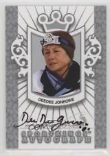 2012 Sportkings Series E Autograph Silver #A-DDJ2 Deedee Jonrowe Auto Card