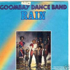45 TOURS--GOOMBAY DANCE BAND--RAIN / KING OF PERU--1980