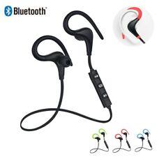 Bluetooth Earphone Wireless Earhook Headphones Sport Handsfree Bluetooth Headset