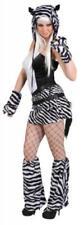 Zebra Zebrakleid Zebrakostüm Kostüm Kleid Overall Tier Pferd Esel Zebraoverall