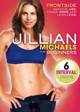 Jillian Michaels For Beginners: Frontside [DVD] [2010] NEW!