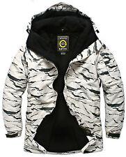 SOUTHPLAY Mens Ski SnowBoard Jacket Jumper Parka Coat Suits Top W018 - DESERT