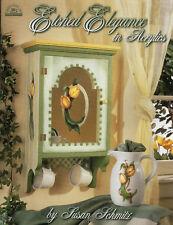 ETCHED ELEGANCE IN ACRYLICS Susan Schmitz Viking Folk Art Publications BOOK