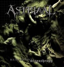 Astriaal - Renascent Misanthropy LP (Urgrund,Atomizer,Nazxul)