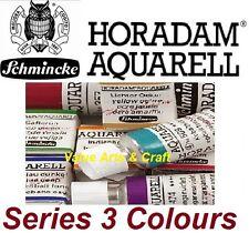 Schmincke Horadam Aquarell Artists Watercolour - 5ml Tube (Series 3)