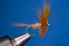 Fliegentom 3 Stück Trockenfliege Kite/'s Pale Evening Dun