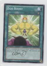 2013 #YS13-EN025 Ego Boost YuGiOh Card