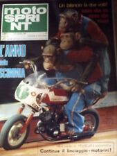 Motosprint 1 1980 Moto Guzzi 350 V Imola