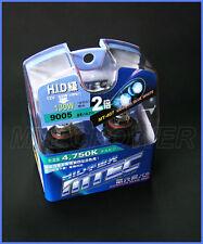 AUTHENTIC MTEC 9005 HB3 XENON COSMOS BLUE BULBS