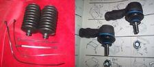 Mini Riley Elf Wolseley Hornet Cooper Pista Rod Ends & steering rack Polainas
