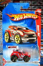 Hot Wheels 2010 #203 Rocket Box® RED,GOLD PR5,C01