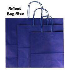 BLU ROYAL Carta Sacchetti regalo ~ boutique negozio BUSTE PER FESTA ~ misura