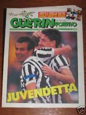 GUERIN SPORTIVO 1988/16 MILAN INTER DERBY ALBERTO TOMBA