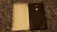 Sony Xperia L2 TPU Gel Silcione Rubber Case Protective Back Cover Clip Snap On