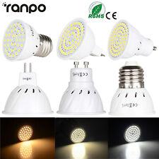 LED Spot Light Bulb Home White Lamp GU10 MR16 E27 3W 5W 7W 2835 SMD 12V 24V 220V