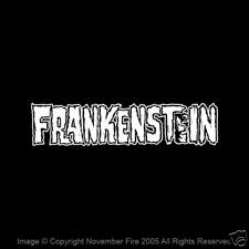 Frankenstein Logo Monster Kid Famous Monsters Boris Karloff Classic Shirt NFT037
