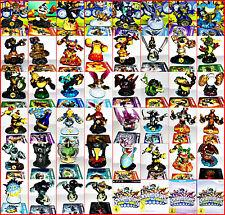 SKYLANDERS SWAP FORCE AUSWAHL MIT SAMMELKARTE: PS3 ,PS4 ,XBOX 360,ONE,WII ,U,PC