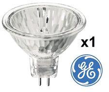 x 1 GE 20W 35w 50W MR16 lampe spot halogène 12V gu5.3 Ampoule réflecteur