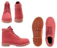 Timberland 6 Pulgadas Premium Botas Zapatos Junior TANDORI Spice A1KPH Reino Unido 3-6.5