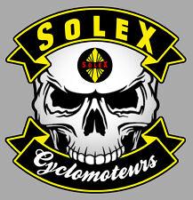 SOLEX Skull Sticker°