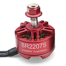 RACERSTAR 2207 BR2207S FIRE EDITION 1600KV 2200KV 2500KV 3-6S BRUSHLESS MOTOR