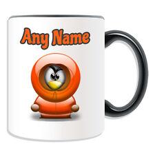 Personalised Gift Kenny McCormick Mug Money Box Cup Funny Novelty Penguin Film