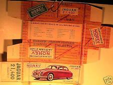 REFABRICATION BOITE JAGUAR MK1 /2,4L NOREV 1959