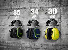 MOLDEX M4, M5, M6 Headband Earmuffs Ear Defenders SNR 30dB / 34dB / 35dB