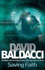 Saving Faith by David Baldacci (Paperback)