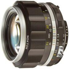 VoightLander Single Focal Lens NOKTON 58mm F1.4 SLIIS Ai-S Nikon F mount EMS