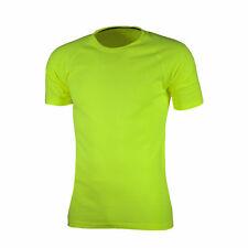 ROGELLI RUN SEAMLESS Men's Jogging T-Shirt 800.271 - fluor