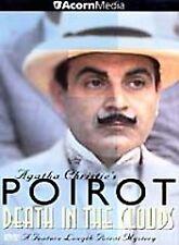 DVD Agatha Christie's Poirot Death in the Clouds: David Suchet Philip Jackson