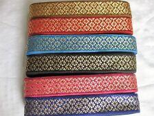 1m Borte in verschiedenen Farben, 32mm breit  (B278)