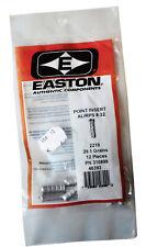 12er Pack Easton Aluminum Inserts für Aluminum Pfeilschäfte