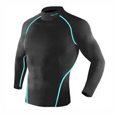 Take Five Mens Skin Tight Compression Base Layer Running Lining Shirt NT037