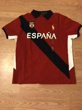 Polo Ralph Lauren Various Styles Polo Shirt $90 Big Pony USA Germany Espana GBR