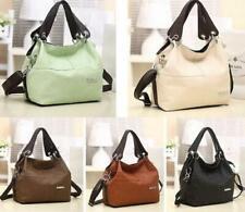 Womens Ladies Tote Shoulder Bags Messenger Cross Body Satchel Handbag Purse Boho