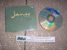CD Pop James - 4 From Seven (4 Song) Promo FONTANA