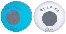 Zadro Aqua Audio Water Resistant Bluetooth Wireless Handfree Shower Speaker Mic
