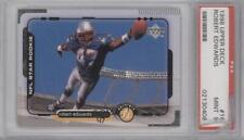 1998 Upper Deck 16 Robert Edwards PSA 9 MINT New England Patriots RC Rookie Card