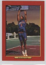 2006-07 Topps Turkey Red #33 Channing Frye New York Knicks Basketball Card
