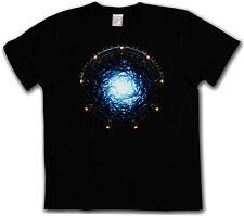 STARGATE PORTAL T-SHIRT - Movie SG-1 Atlantis TV Serie Infinity Stargate T-Shirt