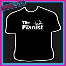 THE PIANIST PIANO BAND MUSIC TSHIRT  MENS WOMENS KIDS SIZES