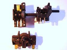 5 x Stufenschalter Schalter 250V16A 400V10A Programm Wahl Schalter #15S89#