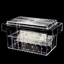 Aquarium Fish Breeding Isolation Box Baby Fish Incubator Fish Tank Hatch Breeder